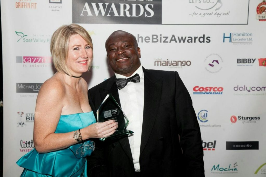 niche business awards 2016