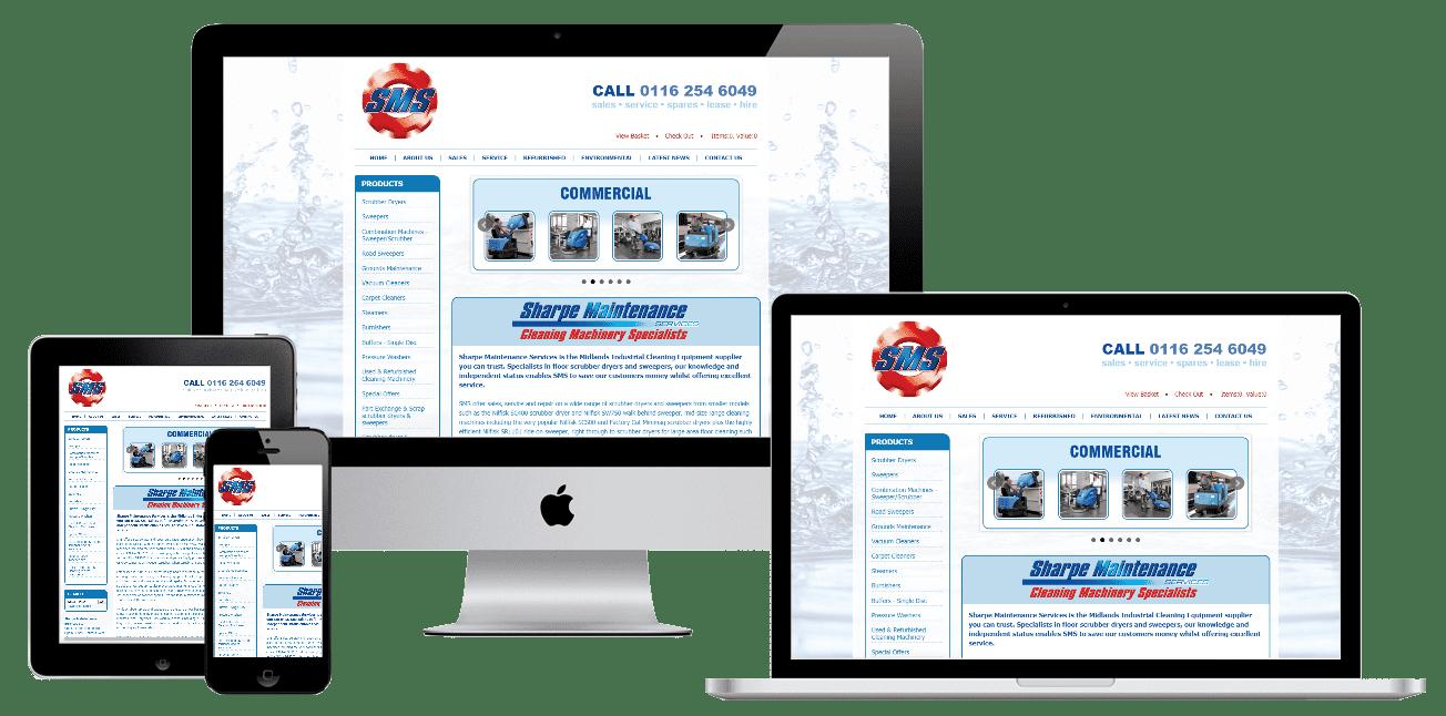 Case Study Sharpe Maintenance Services