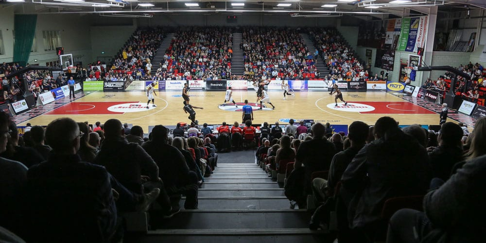 Why We Sponsor the Leicester Riders