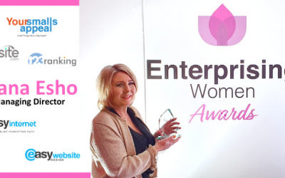 Diana Esho –  Enterprising Women Awards 2020