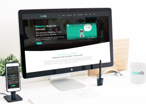 Fabsite- Pay Monthly Website Design
