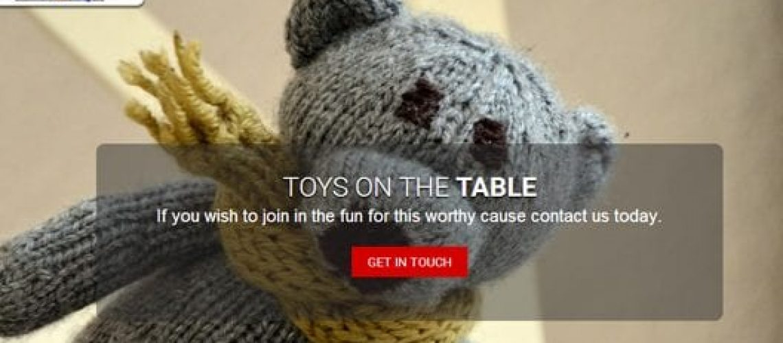 toys on the table